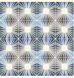 Retro wallpaper vintage pattern vector