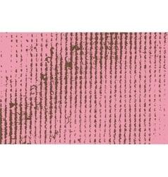Distress Pink Texture vector image