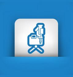 Camera repair vector