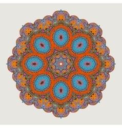 Mandala design Mandala circular ornament vector