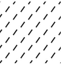 Yardstick pattern vector