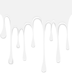 Abstract Paint Pouring vector