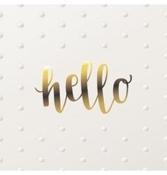 Creative card design vector