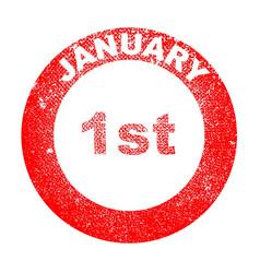 January 1st vector