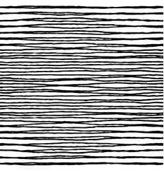 irregular thin striped pattern vector image vector image