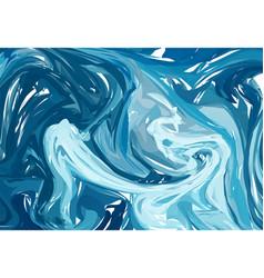 amazing acrylic texture abstract unique handmade vector image