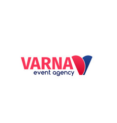 icon for event agency vector image