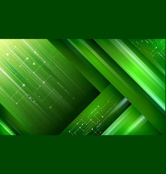 Modern green layout background vector