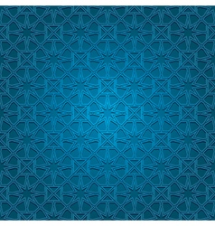Seamless pattern with traditional ornament vector image