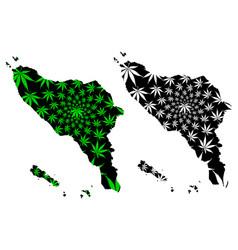 Aceh subdivisions indonesia provinces vector