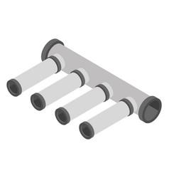 Pipe installation vector