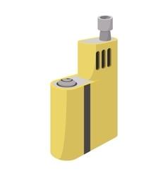 Vaporizer device icon cartoon style vector image