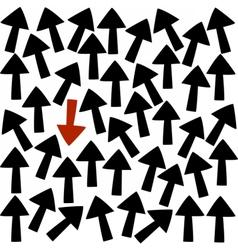 Arrowsap vector image