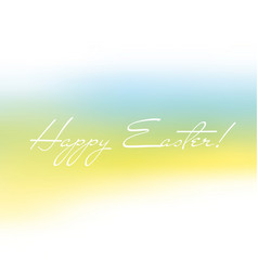 spring nature color abstract blurred background vector image