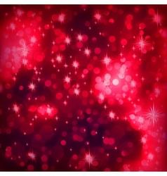 Elegant christmas background EPS 10 vector image