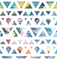 Tribal galaxy seamless pattern vector