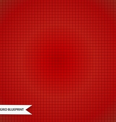 Blueprint abstract background grid vector