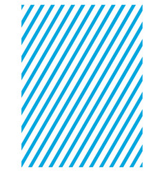 diagonal striped background in blue vector image