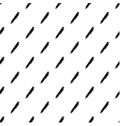 Marker pen pattern vector