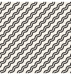 Seamless black and white simple diagonal vector