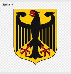 Symbol of germany vector