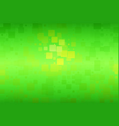 Green yellow brown shades glowing various tiles vector