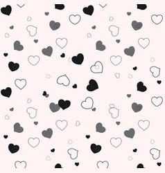 Seamless pattern graphic diagonal black small vector