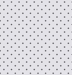 Seamless geometric modern pattern of stars vector image vector image