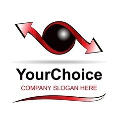 Choice icon vector image vector image