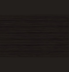 black wood planks texture background vector image