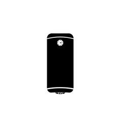 boiler icon bathroom and sauna element icon vector image