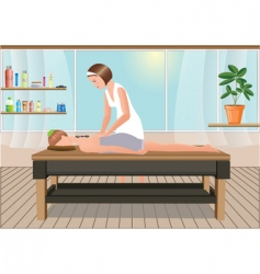 Massage vector