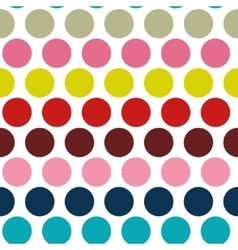Simple Abstract Seamless Pattern vector image vector image
