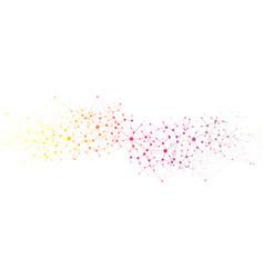 scientific genetic engineering vector image