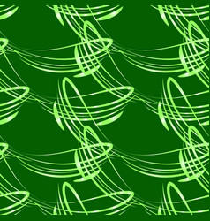 pattern from light green lines for vector image