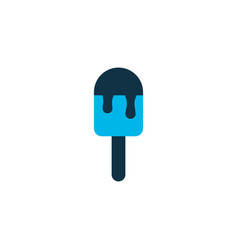 popsicle icon colored symbol premium quality vector image