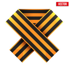 george ribbon icon bow vector image