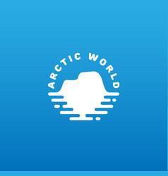 Arctic logo vector