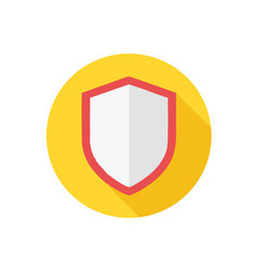 shield icon sign symbol vector image