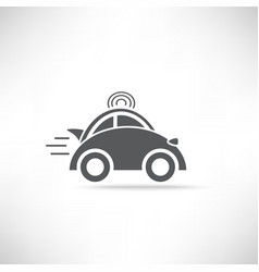 Car Delivery Icon vector image vector image