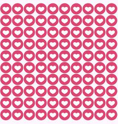 seamless social media symbol background vector image