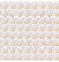 Beige background pattern in the form of waves vector image vector image