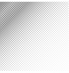 Halftone square pattern background - graphic vector
