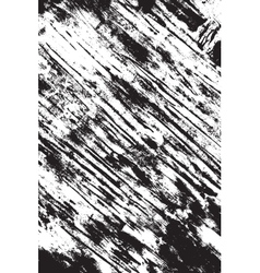 Striped Grunge Overlay vector image vector image