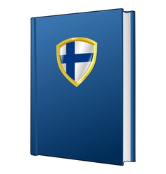 Constitution finland vector