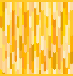 vertical stripes seamless pattern yellow orange vector image