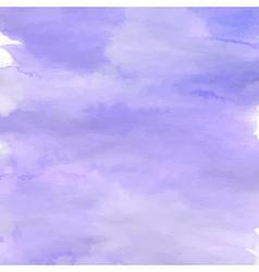Inspirational watercolor vector image vector image
