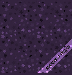 festive seamless pattern dark background with vector image