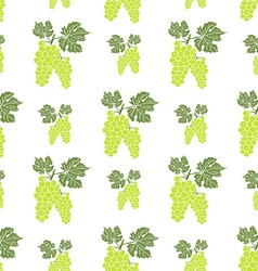 Fruit background Seamless pattern with hand drawn vector