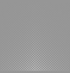 grey repeating stylized christmas tree pattern vector image